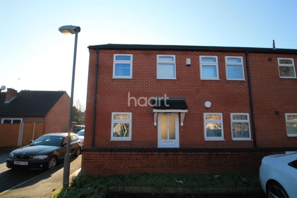 2 Bedrooms Flat for sale in Gibb Street , Long Eaton