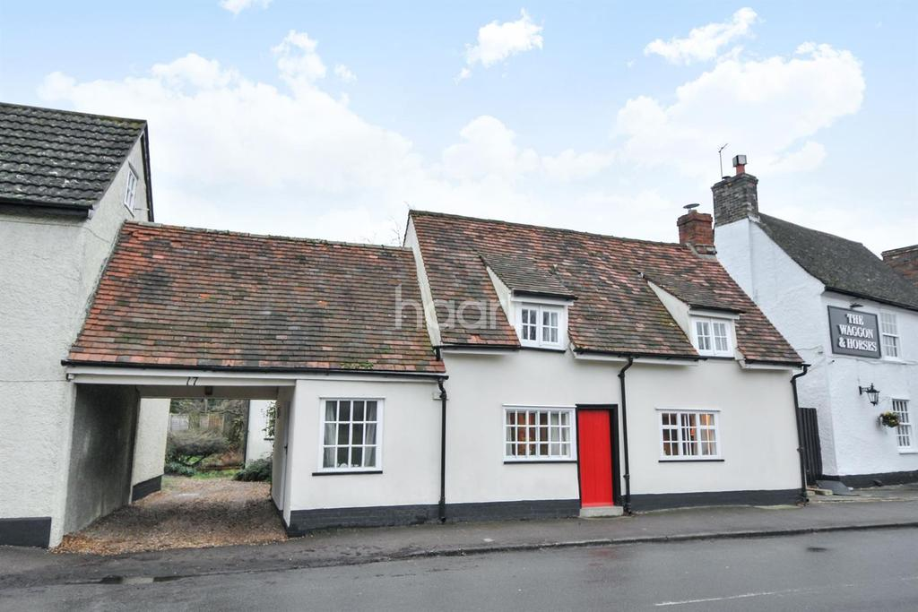 4 Bedrooms Detached House for sale in Church Street, Steeple Morden