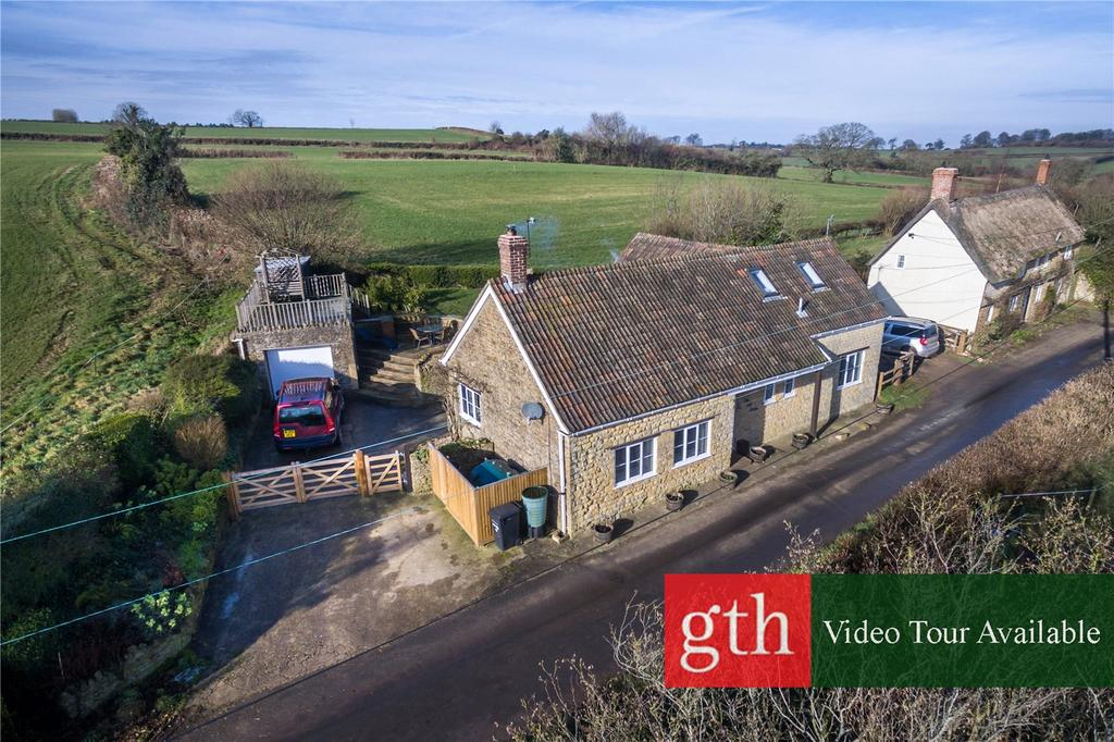 3 Bedrooms House for sale in Allowenshay, Hinton St. George, Somerset, TA17