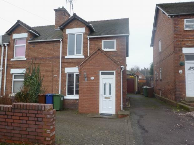 3 Bedrooms Semi Detached House for sale in Green Lane Rugeley
