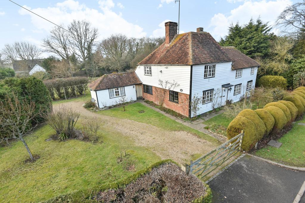 4 Bedrooms Detached House for sale in Cage Lane, Smarden