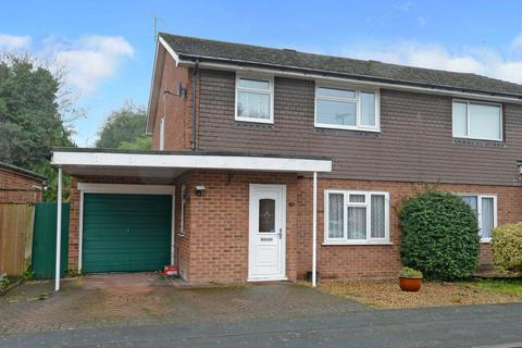 3 bedroom semi-detached house to rent - Chillingham Way, Camberley