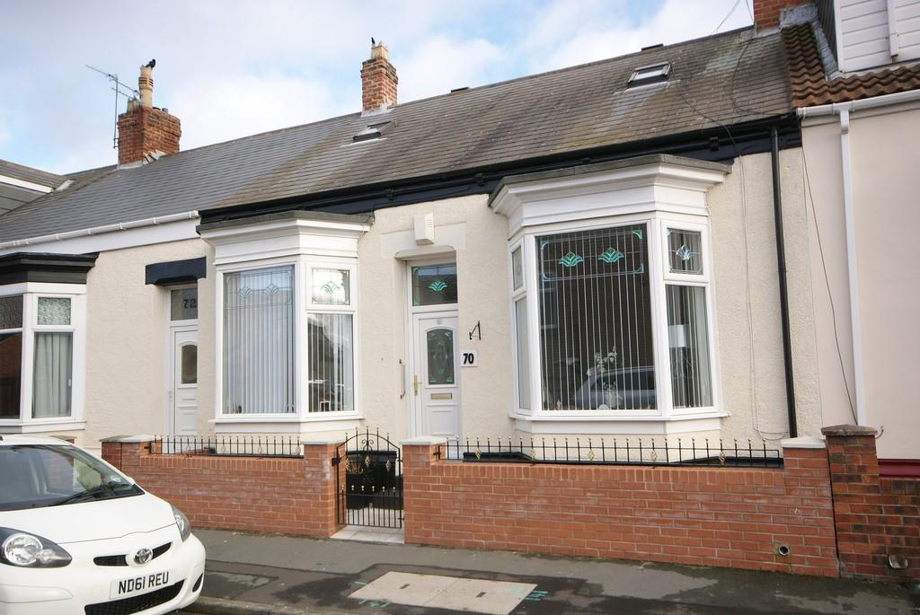 3 Bedrooms Terraced Bungalow for sale in Ripon Street, Roker