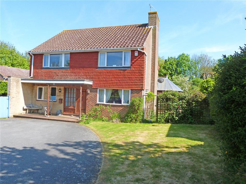 4 Bedrooms Detached House for sale in The Paddocks, Rodmell, Lewes, East Sussex, BN7