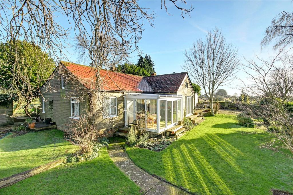4 Bedrooms Detached Bungalow for sale in Crux Easton, Newbury, Hampshire, RG20