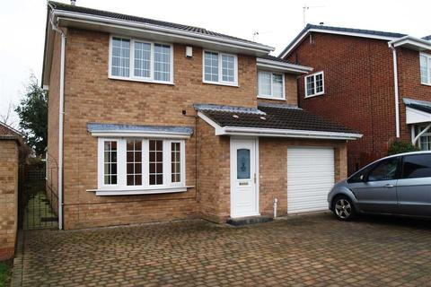 4 bedroom detached house to rent - Simpson Court, Ashington