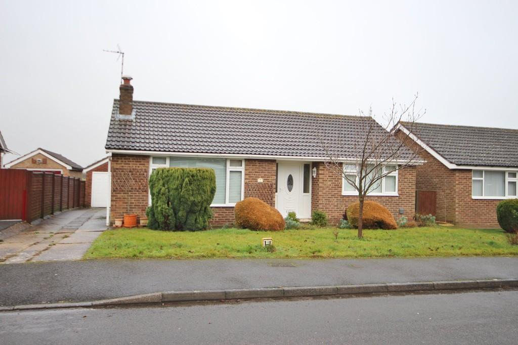 2 Bedrooms Detached Bungalow for sale in Westland Road, Cottesmore