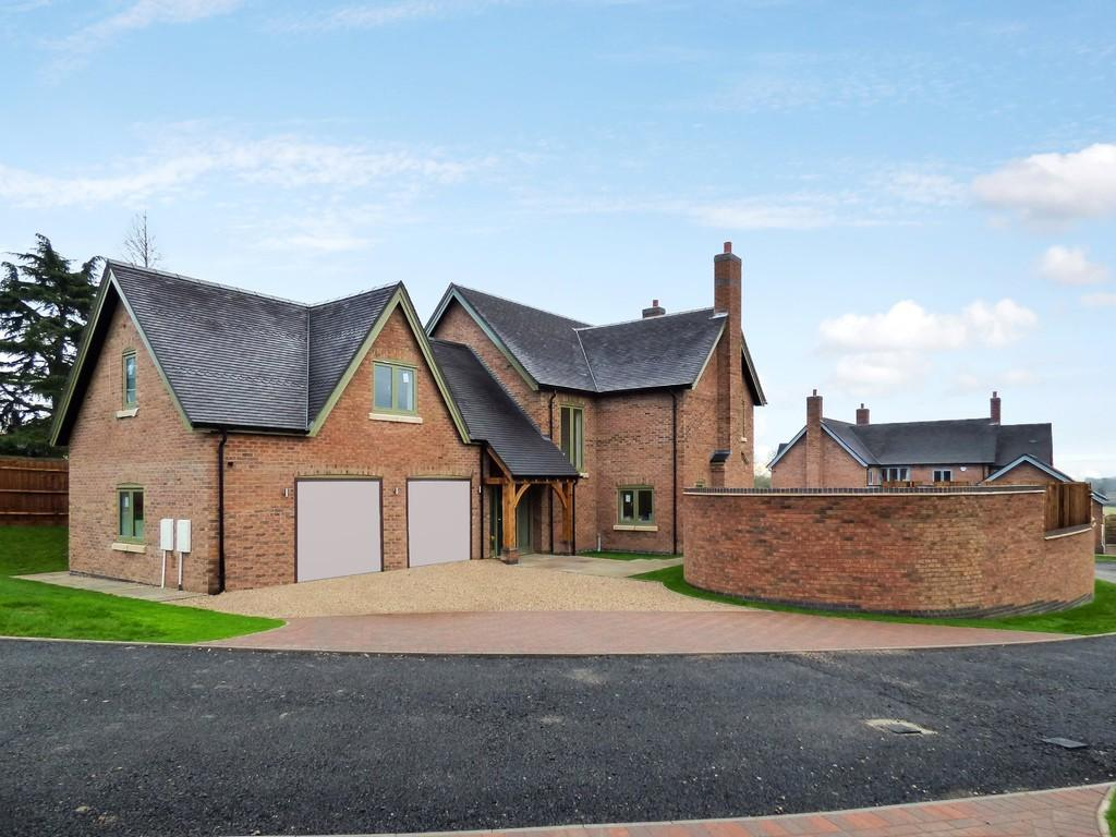 5 Bedrooms Detached House for sale in Lichfield Road, Abbots Bromley