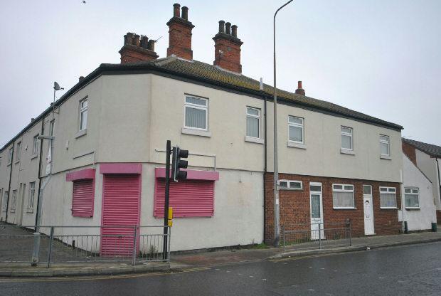 2 Bedrooms Flat for sale in Wellington Street, GRIMSBY