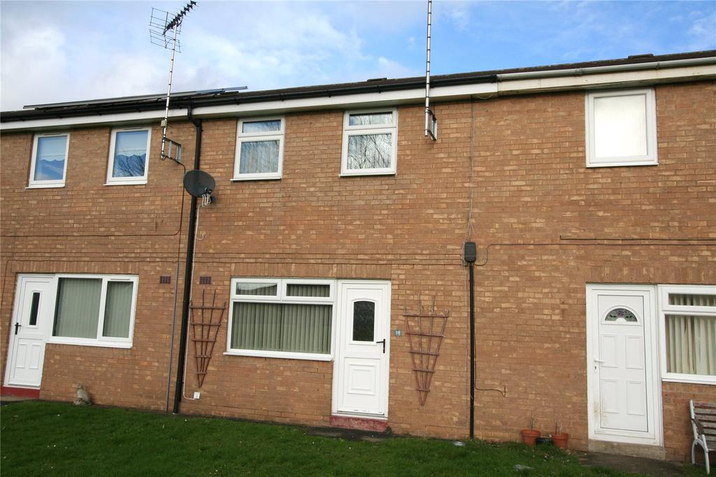 2 Bedrooms Terraced House for sale in Primrose Way, Wrexham, LL11