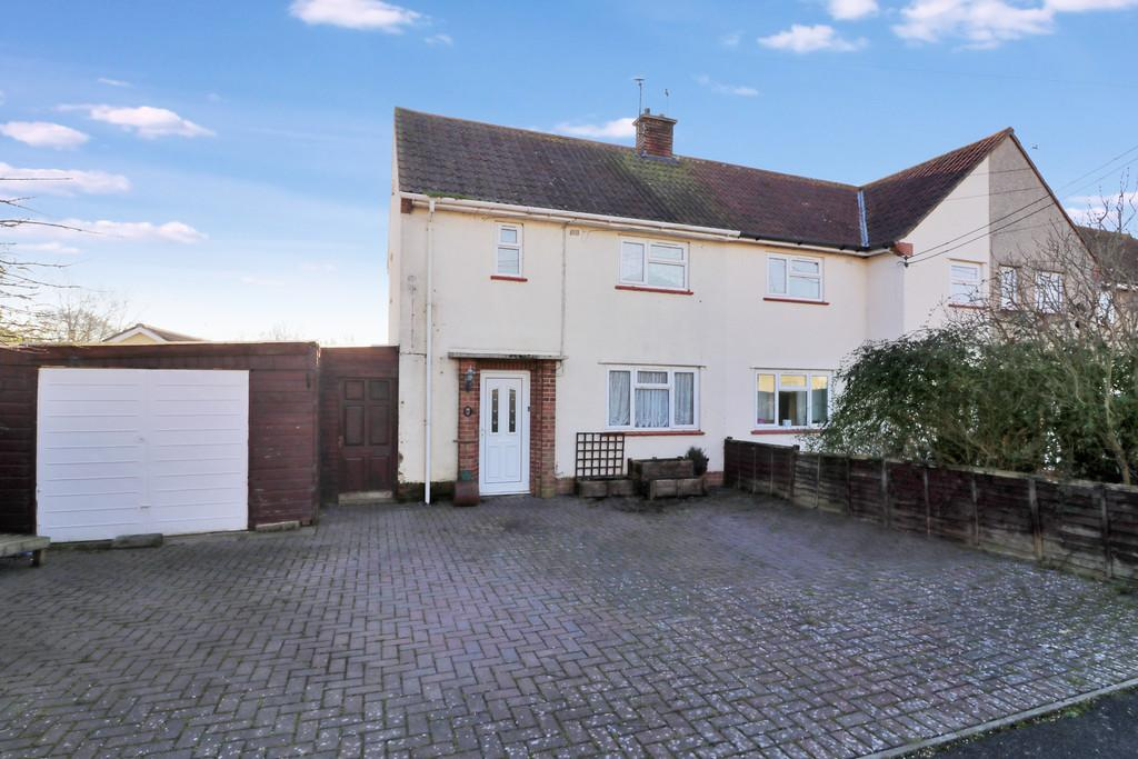 2 Bedrooms Semi Detached House for sale in Woods Road, Street