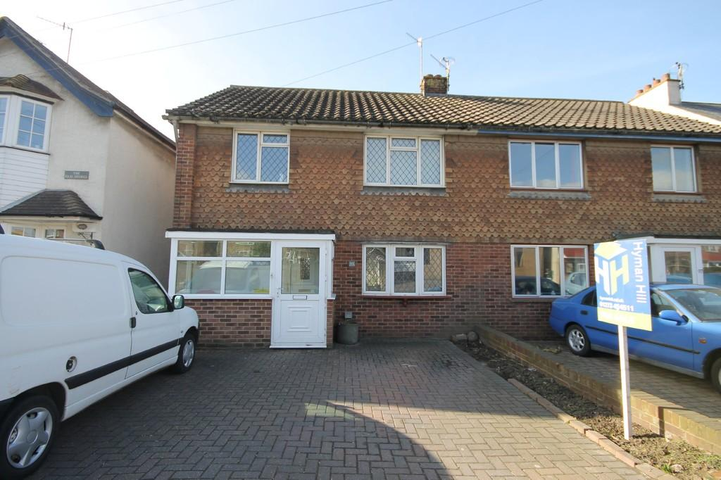 3 Bedrooms Semi Detached House for sale in Old Shoreham Road