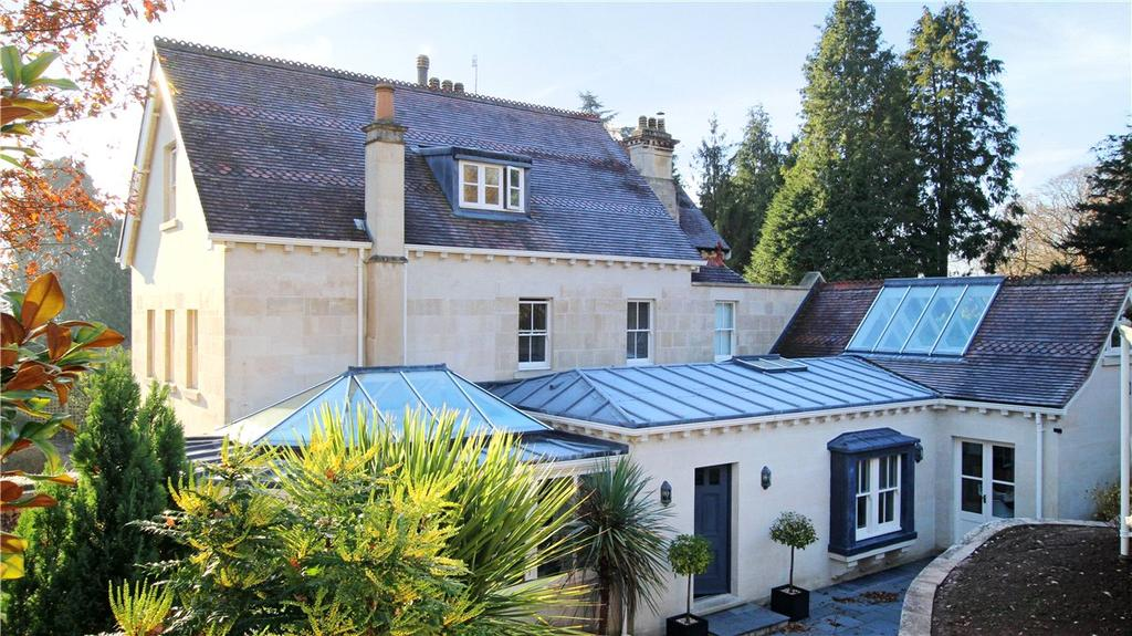 5 Bedrooms Semi Detached House for sale in Bailbrook Lane, Bath, Somerset, BA1