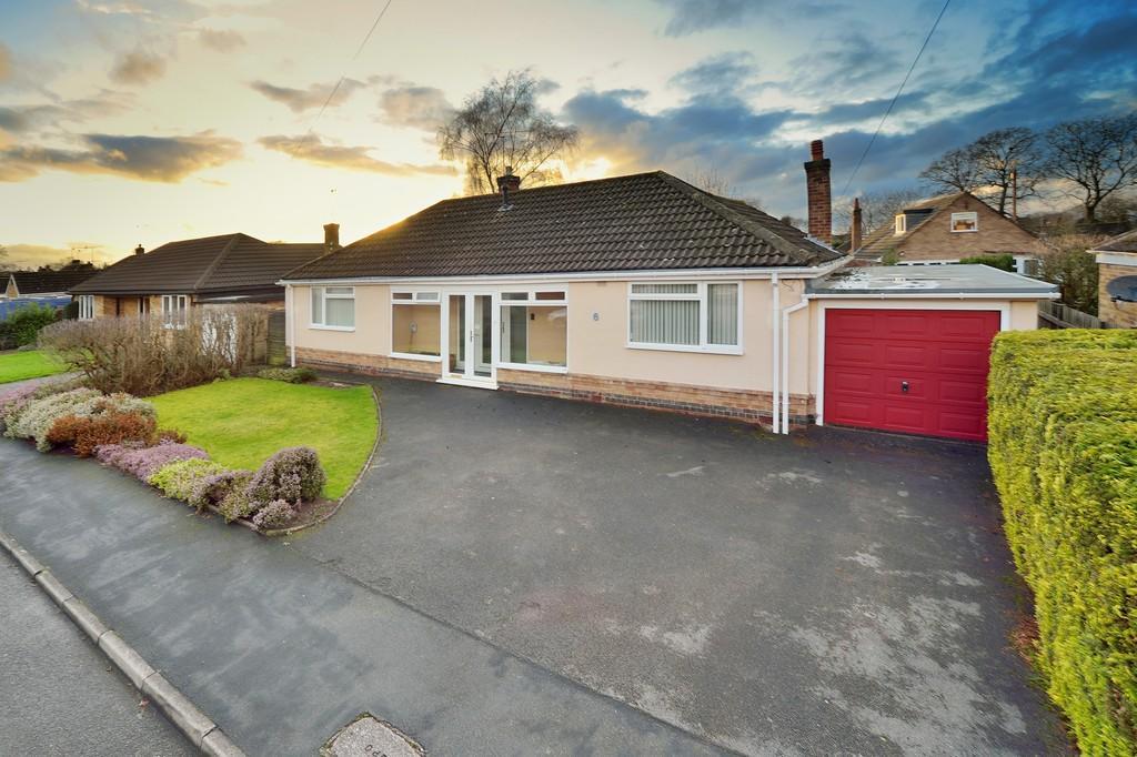 3 Bedrooms Detached Bungalow for sale in Eden Croft, Kenilworth