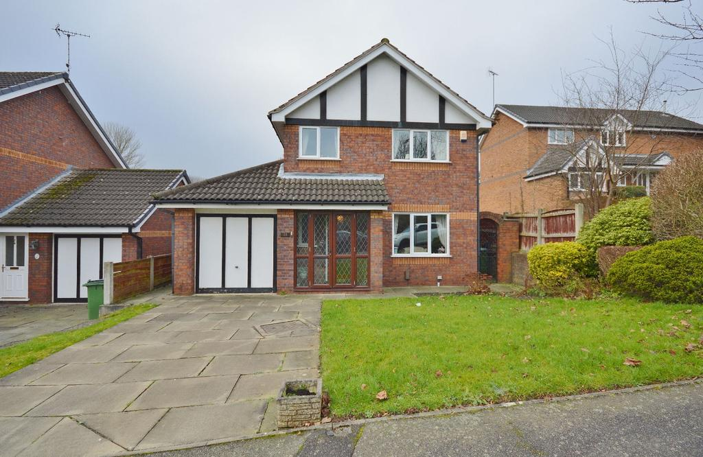 3 Bedrooms Detached House for sale in Marlcroft Avenue, Heaton Norris