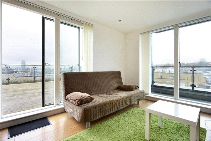 1 Bedroom Flat for sale in Baquba Building, Conington Road, London