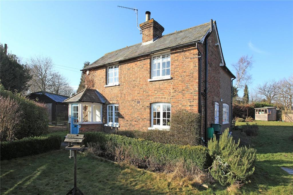 3 Bedrooms Detached House for sale in Long Mill Lane, Dunks Green, Tonbridge, Kent, TN11
