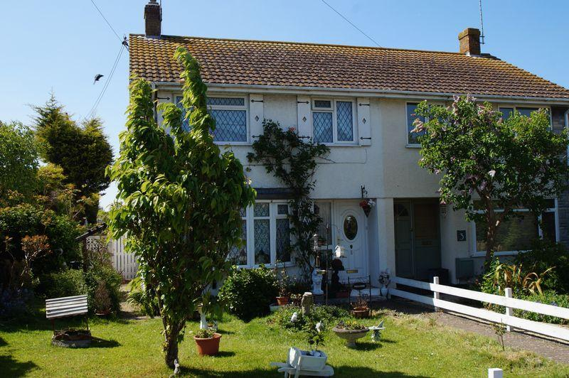 3 Bedrooms Semi Detached House for sale in Barton Road, Berrow