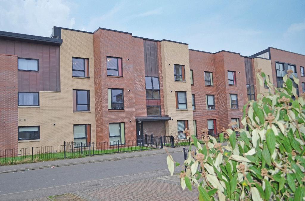 2 Bedrooms Flat for sale in Harhill Street, Flat 2/1, Govan, Glasgow, G51 3NL