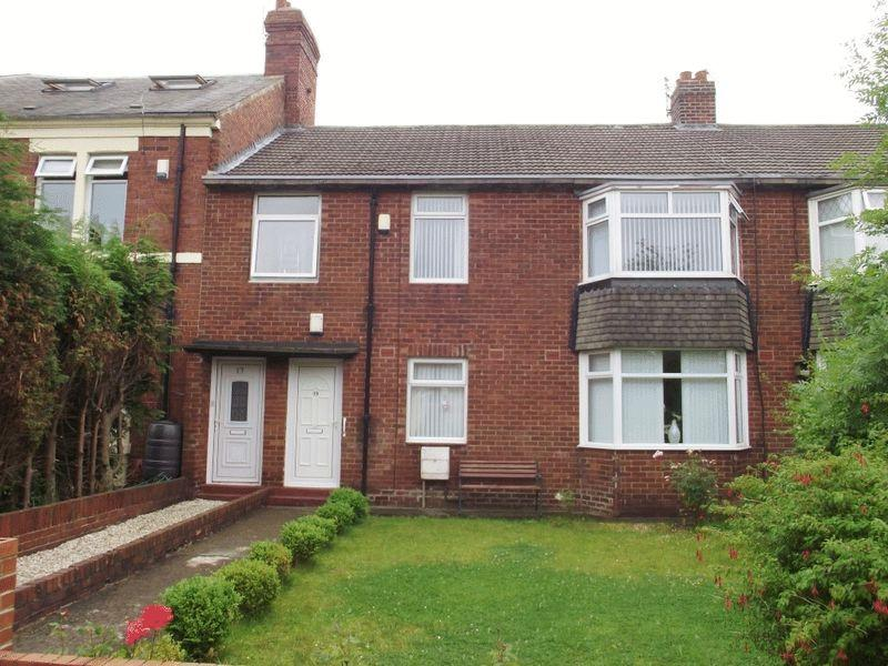 2 Bedrooms Ground Flat for sale in Whitfield Road, Forest Hall, Newcastle Upon Tyne