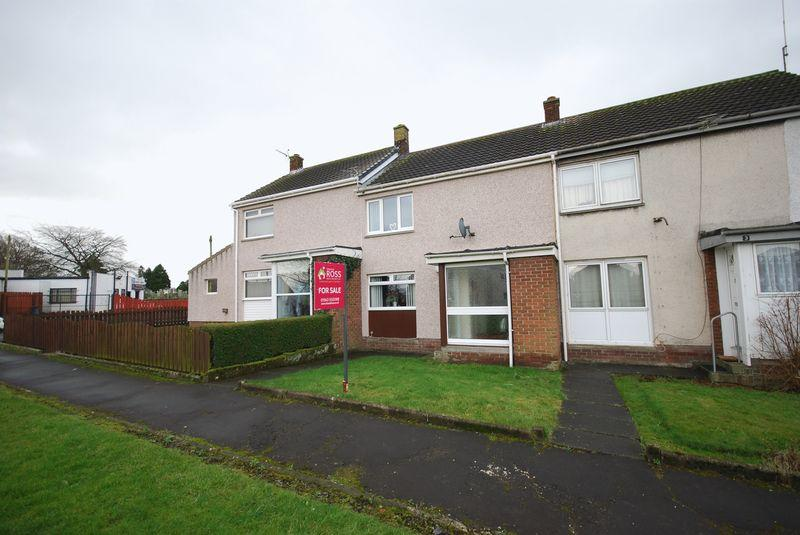 2 Bedrooms Terraced House for sale in 1A Springfield Road , Tarbolton ,KA5 5QU