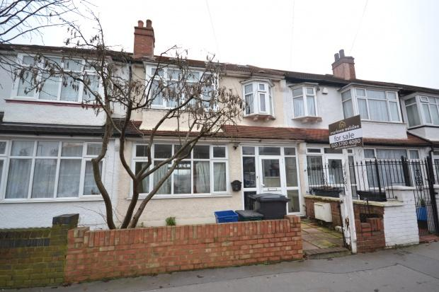 5 Bedrooms Terraced House for sale in Davidson Road, Croydon, CR0