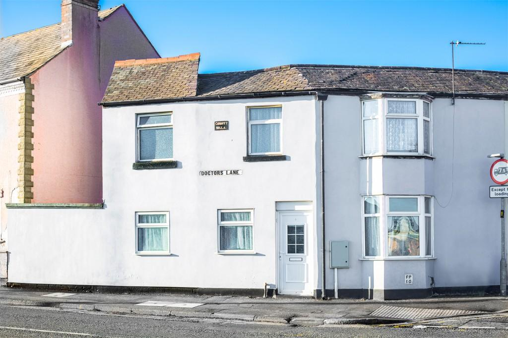 2 Bedrooms Terraced House for sale in Doctors Lane, Melton Mowbray, LE13