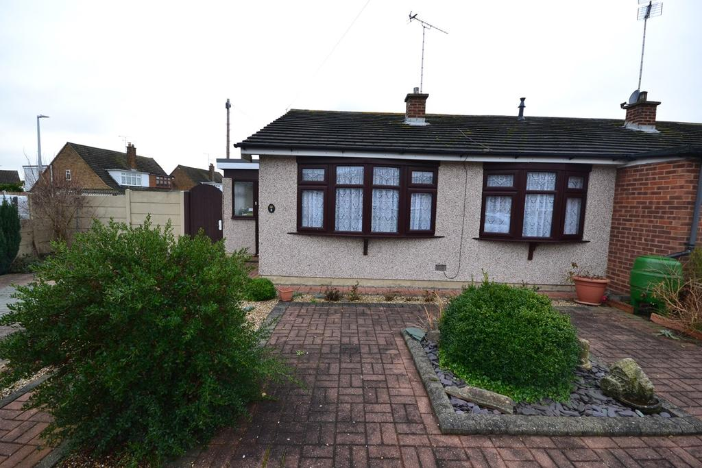 3 Bedrooms Semi Detached Bungalow for sale in Allistonway, Stanford-le-Hope, SS17