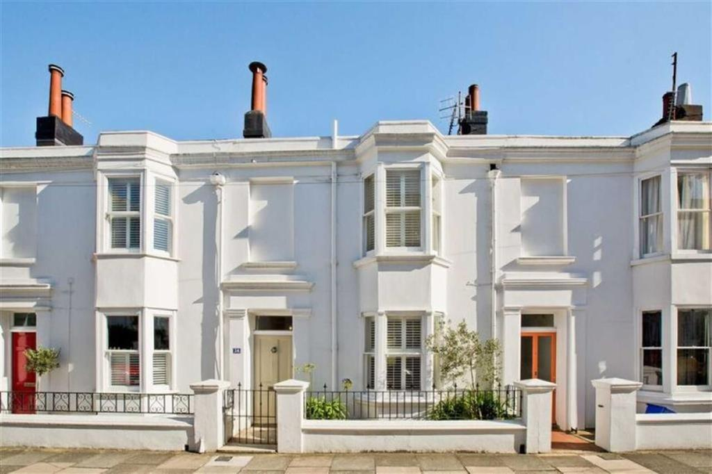 3 Bedrooms Terraced House for sale in Clifton Street, Brighton, East Sussex