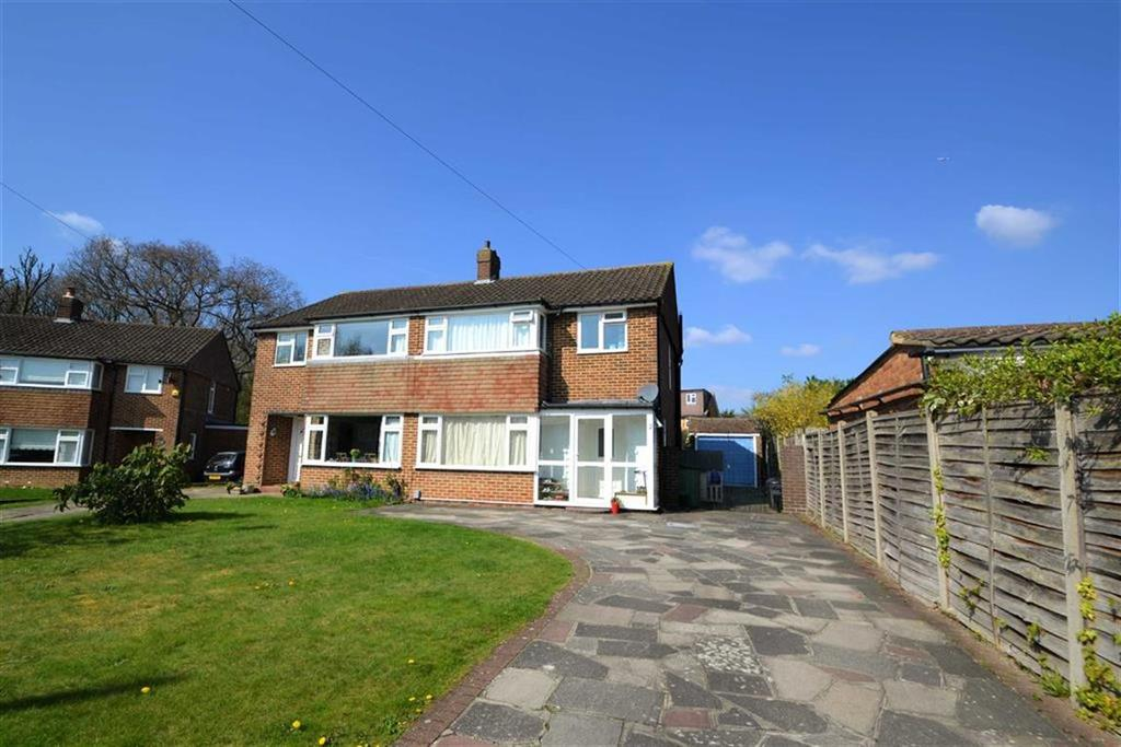 3 Bedrooms Semi Detached House for sale in Fairoak Close, Petts Wood, Kent