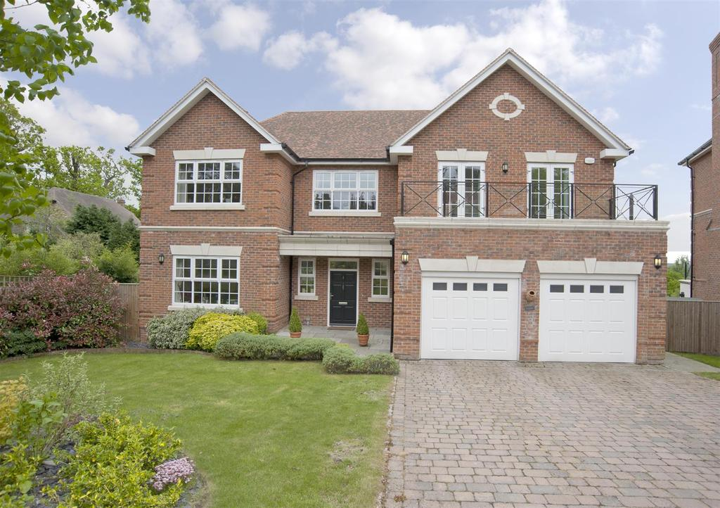 5 Bedrooms Detached House for sale in Kendrick Gate, Tilehurst, Reading