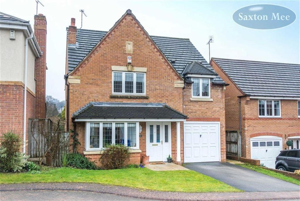 4 Bedrooms Detached House for sale in Stockarth Place, Oughtibridge, Sheffield, S35