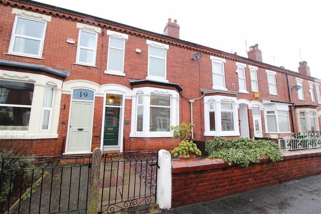 2 Bedrooms Terraced House for sale in Meadows Road, Sale
