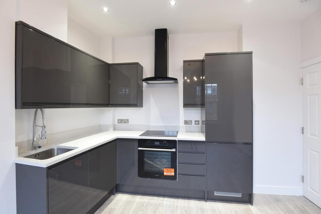 3 Bedrooms Flat for sale in King Street, Hammersmith, W6