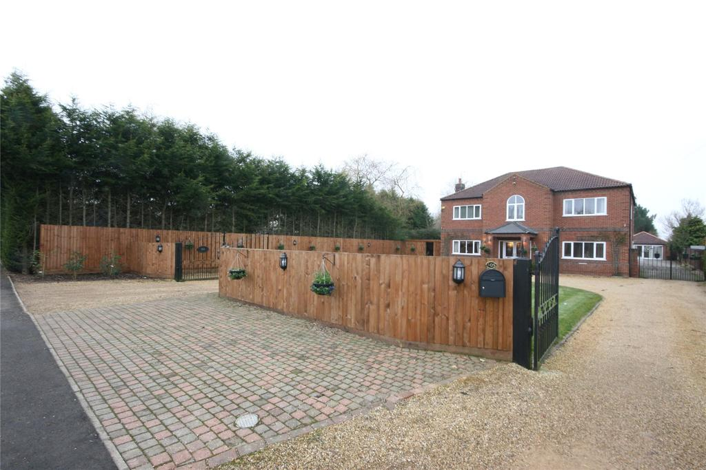 4 Bedrooms Detached House for sale in Broadgate, Sutton St Edmunds, PE12