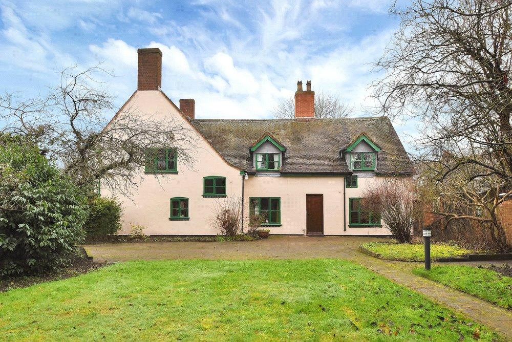 4 Bedrooms Detached House for sale in Kings Bromley, Burton-on-Trent, Staffordshire