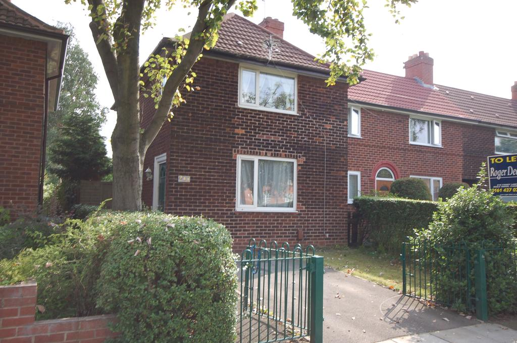 2 Bedrooms End Of Terrace House for sale in Brownley Road, Brownley Green, Manchester M22