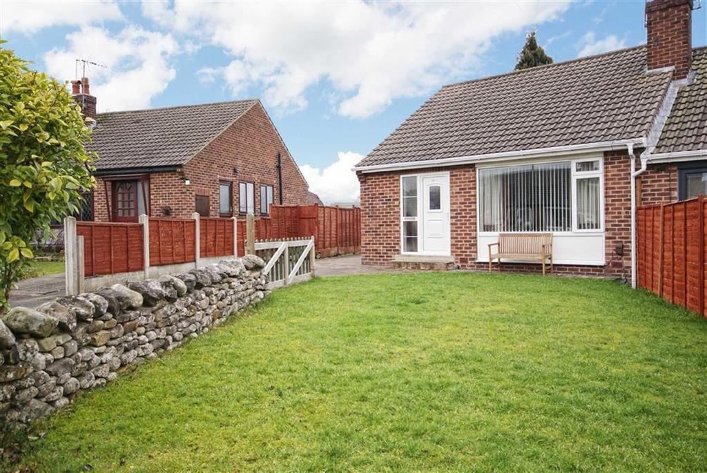 3 Bedrooms Semi Detached House for sale in Knox Close, Harrogate, North Yorkshire