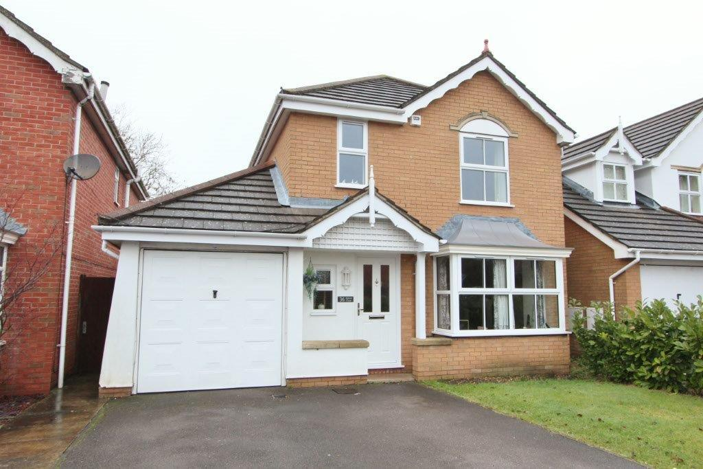 4 Bedrooms Detached House for sale in Adams Close, Grange Park SO30