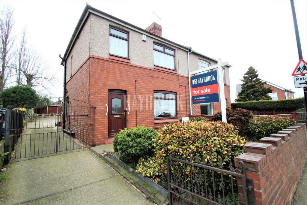 3 Bedrooms Semi Detached House for sale in Brampton Road, West Melton, Wath-upon-dearne