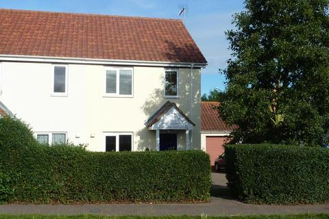 2 bedroom end of terrace house to rent - Thwaite Road, Ditchingham
