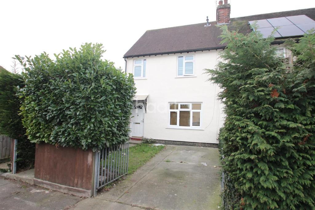 3 Bedrooms End Of Terrace House for sale in Collingwood Road, Colchester