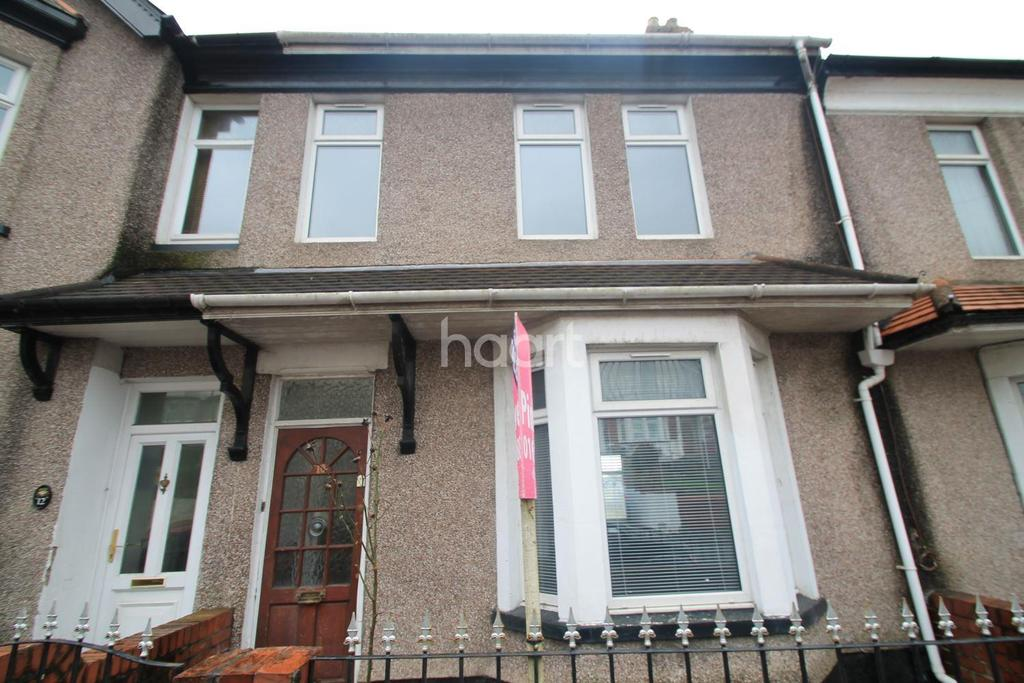 3 Bedrooms Terraced House for sale in Gibbs Road, Christchurch, Newport