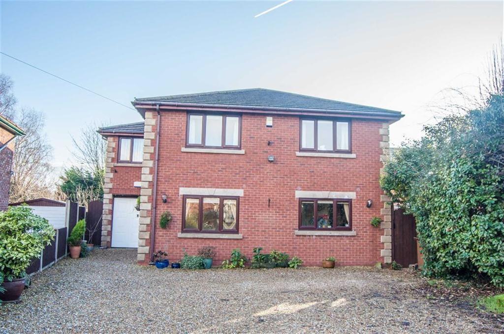 5 Bedrooms Detached House for sale in Mold Road, Ewloe Green, Flintshire, Deeside, Flintshire