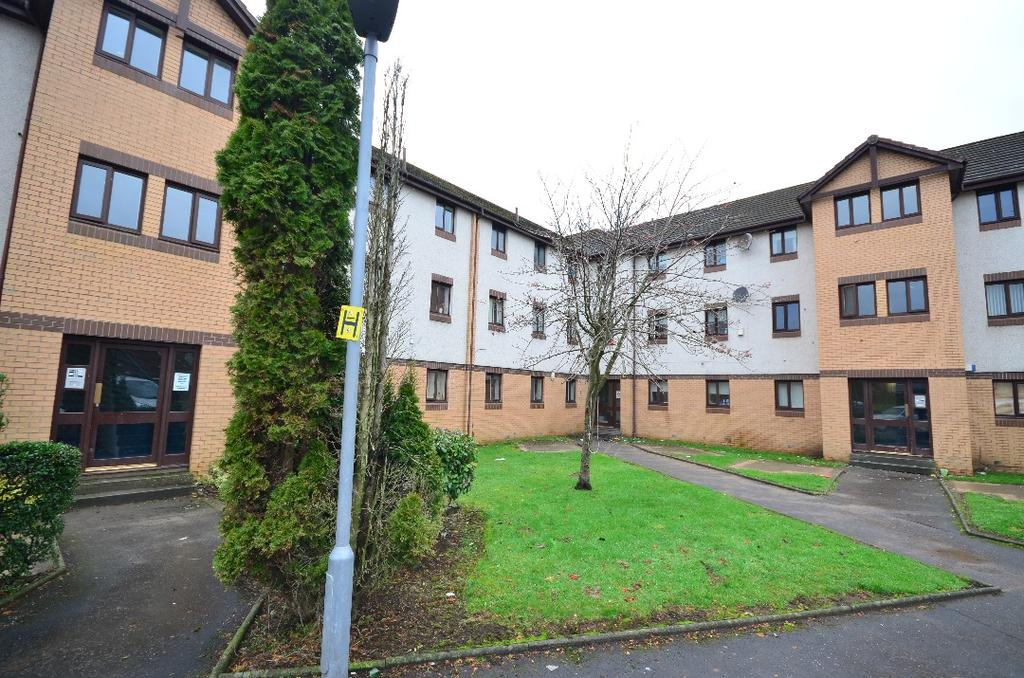 2 Bedrooms Ground Flat for sale in Valley Court, Hamilton, South Lanarkshire, ML3 8HW