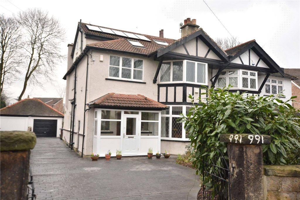 6 Bedrooms Semi Detached House for sale in Scott Hall Road, Moortown, Leeds