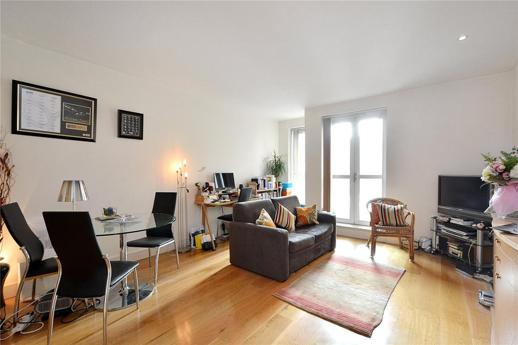 1 Bedroom Flat for sale in Eaton House, 38 Westferry Circus, London