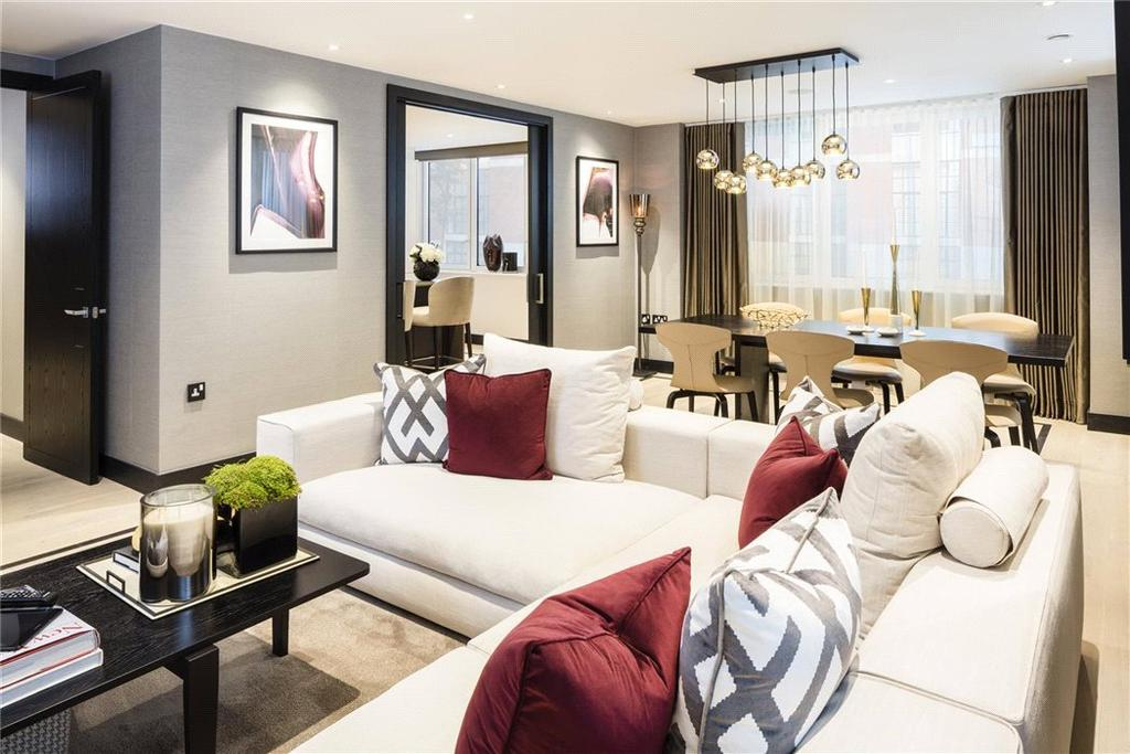 1 Bedroom Flat for sale in Chapter Street, Westminster, London, SW1P