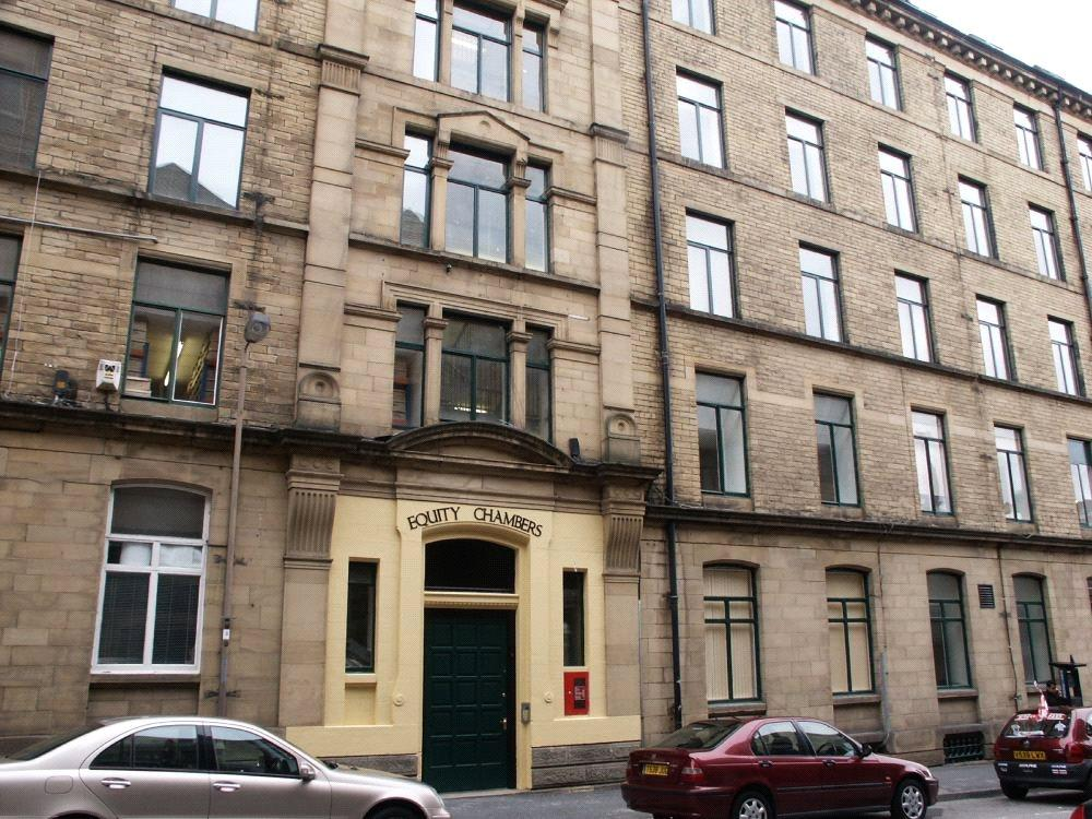 2 Bedrooms Apartment Flat for sale in Equity Chambers, Bradford, BD1