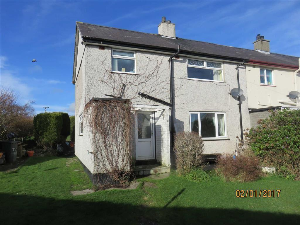 3 Bedrooms End Of Terrace House for sale in Ffordd Lligwy, Moelfre, Anglesey